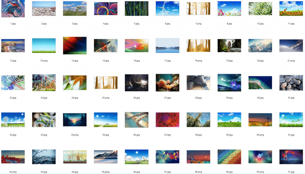 Wallpapers Para DeepinOS