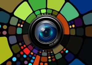 Cámara de fotos y vídeo