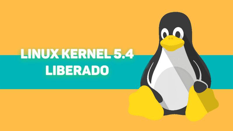 LIBERARON LINUX KERNEL 5.4