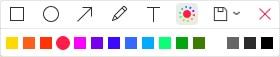 Selector de colores