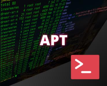 Terminal para novatos: instalar programas con apt