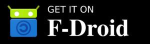 Botón de F-Droid