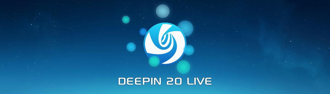 Deepin 20 Live