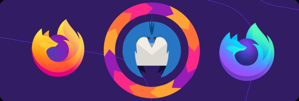 Mozilla Firefox y Thunderbird