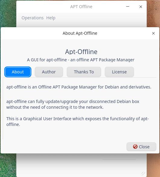 APT-Offline para actualizar offline