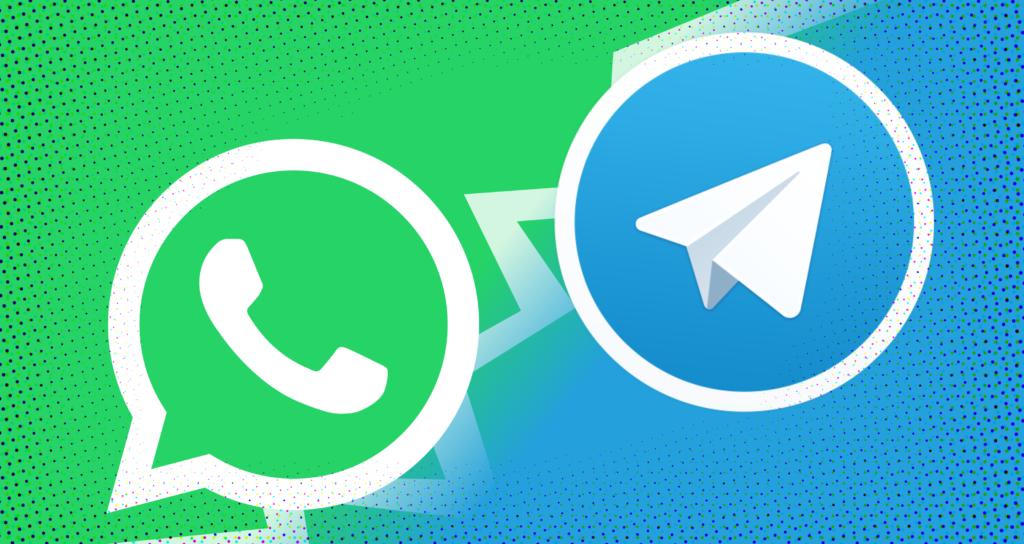 TRASLADA TU HISTORIAL DE CHATS DE WHATSAPP A TELEGRAM