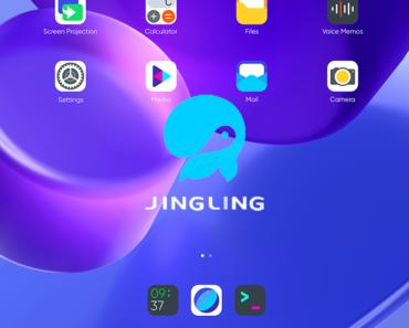 JING OS V0.7