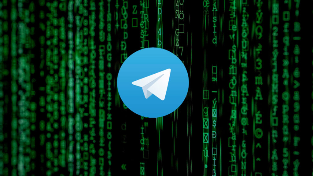 STICKER EN TELEGRAM PUDO REVELAR TUS CHATS SECRETOS