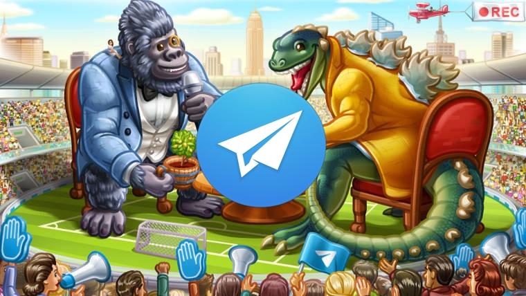 SE EXTIENDE LA FUNCIÓN CHATS DE VOZ 2.0 DE TELEGRAM