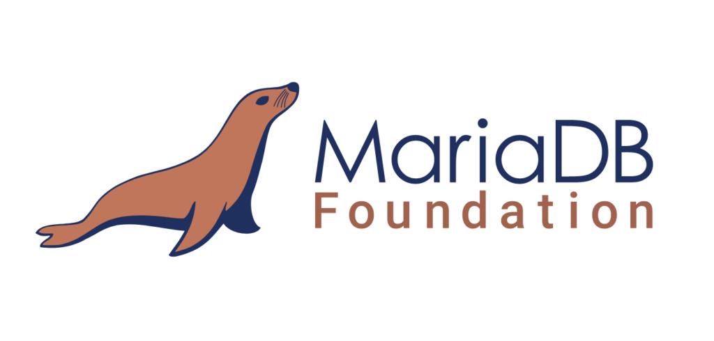 Logo de MariaDB