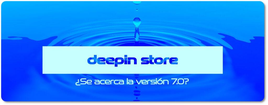 Tienda de  Aplicaciones de Deepin