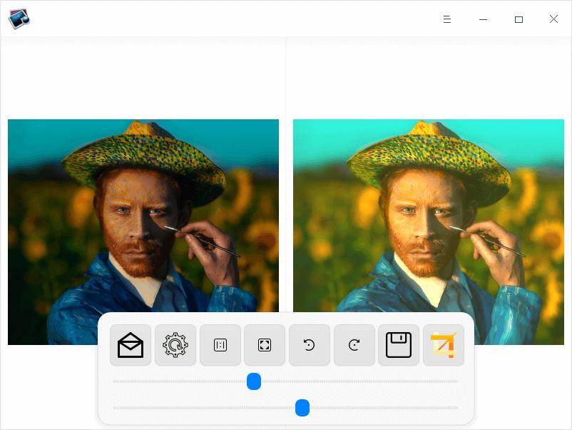 Captura de Simple Image Filter