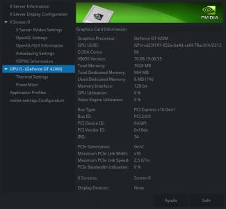 DeepinScreenshot nvidia settings 20180605114755